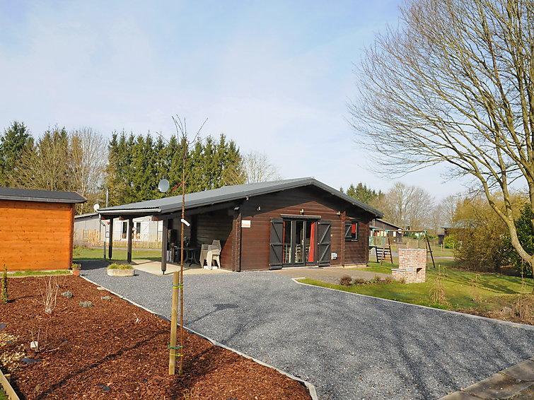 Algemeen: Familiepark Le Cheneau