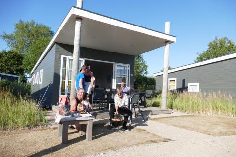 Bungalow Nieuwpoort, Type Comfort Lodge