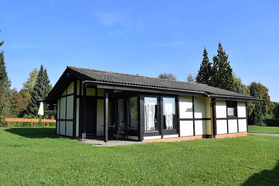 Algemeen: Bungalowpark Waldbrunn
