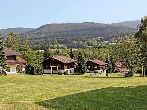 Algemeen: Ferienpark Am Hohen Bogen
