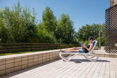 Algemeen: Ferienpark Geyersberg