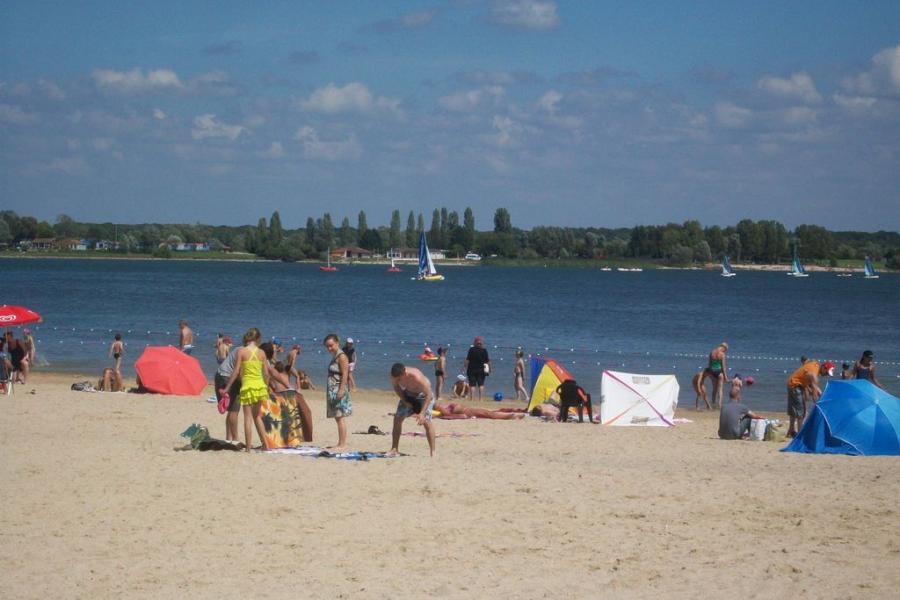 Algemeen: Lac du Der Marina