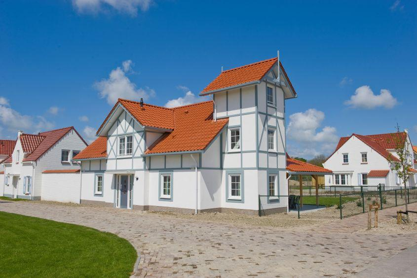 Groepsbungalow Cadzand-Bad, Type Gb15
