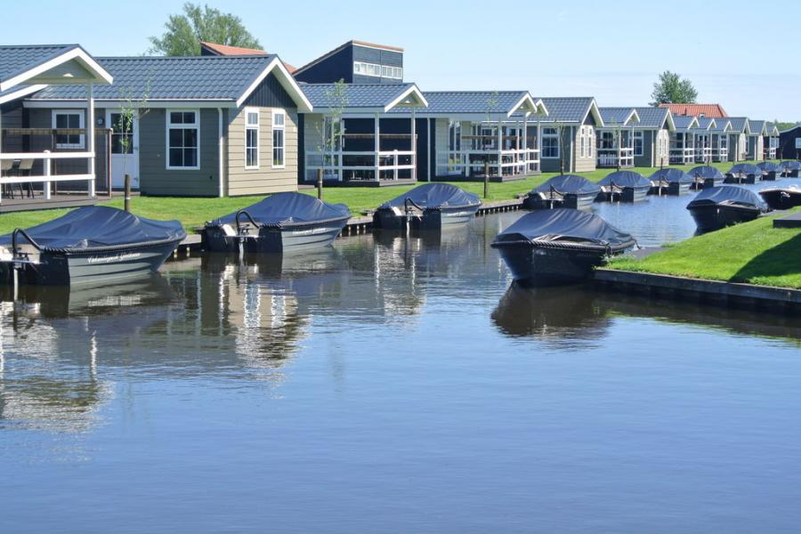 Waterlodge Giethoorn, Type Meerkoet