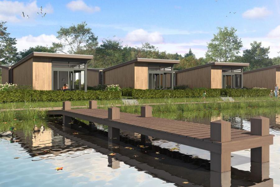 Lodge Water Village