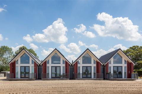 Vakantiehuis Langelille Strandlodge