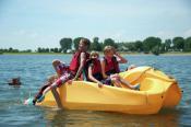 Algemeen: Vakantiepark Eiland Van Maurik