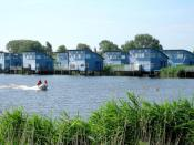 Algemeen: Lauwersmeer bungalows