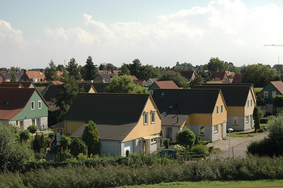 Algemeen: Villapark De Oesterbaai
