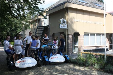 Algemeen: Bungalowpark Stolpenheim