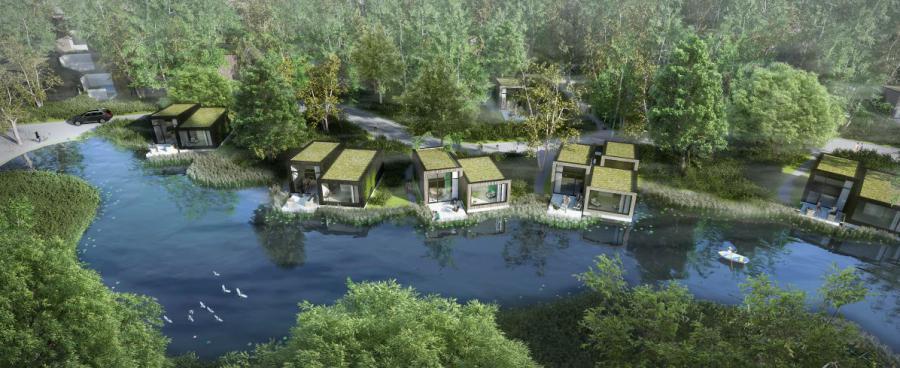 Algemeen: Vakantiepark Schaijk