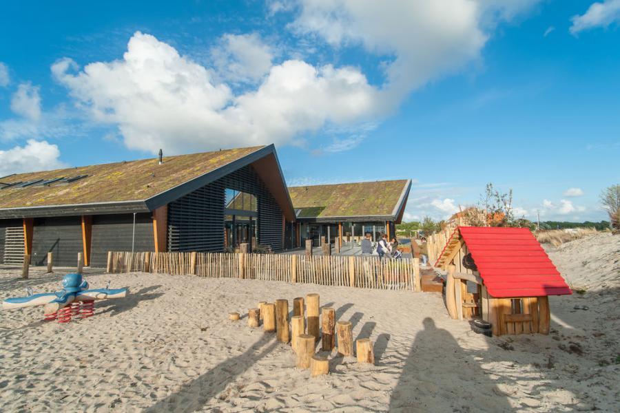 Algemeen: Sea Lodges Ameland