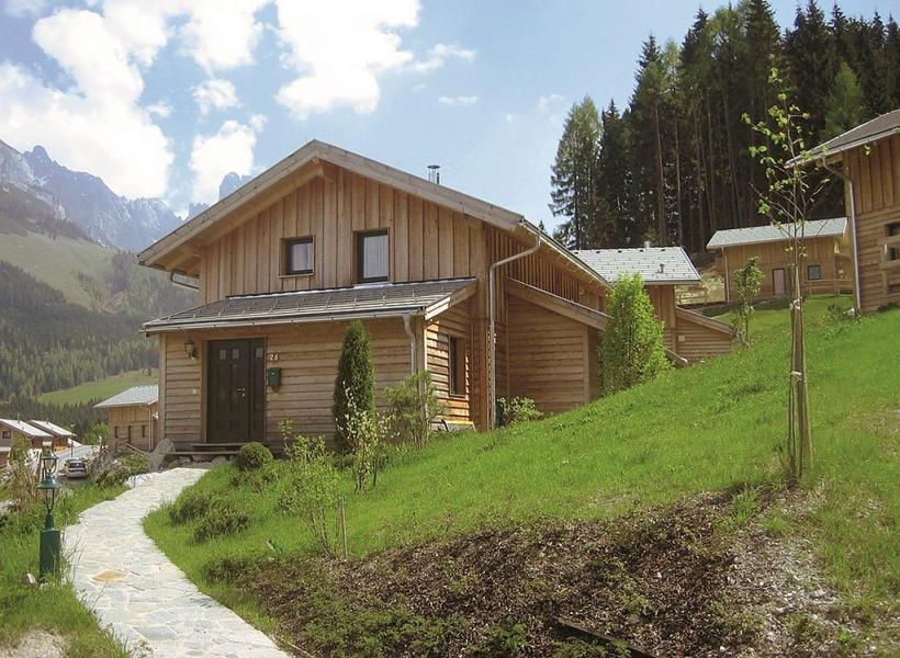 Algemeen: Vakantiepark Dachstein-West